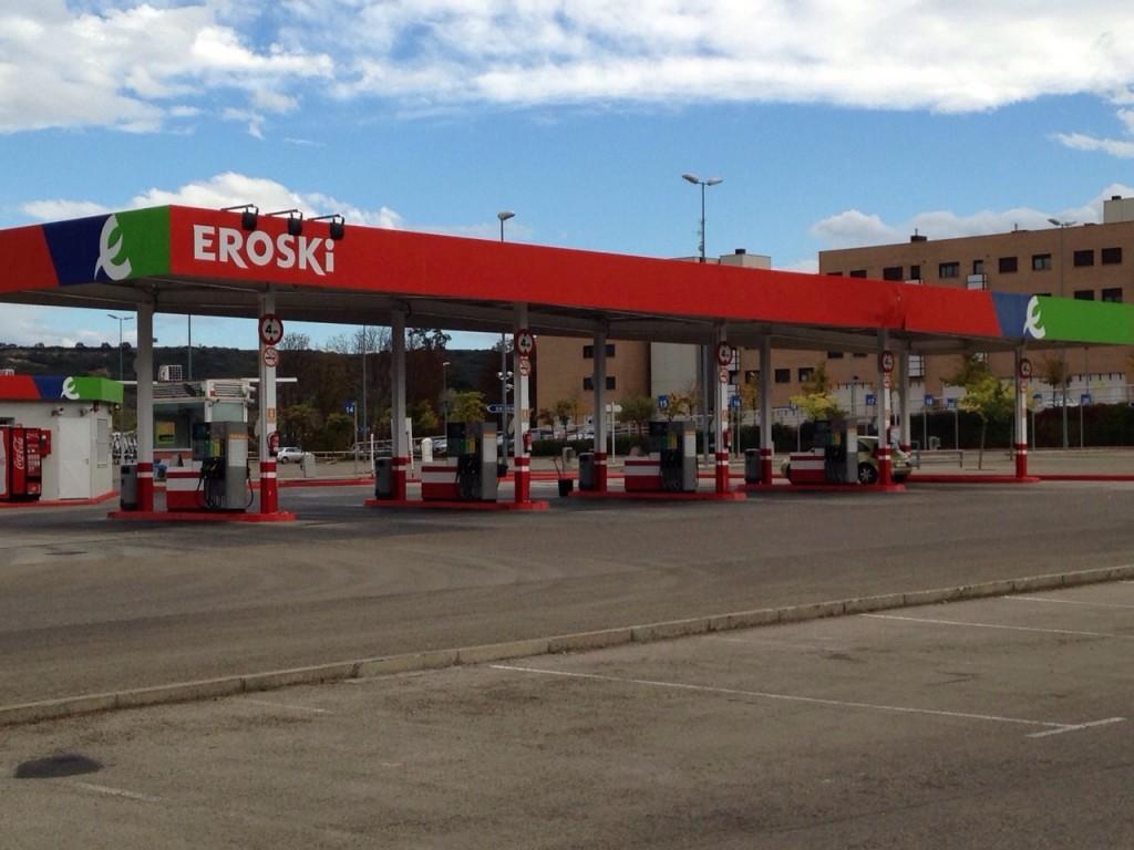 Gasolinera C.C. Berceo